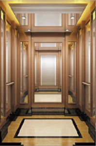Passenger Lift with Monarch Controller pictures & photos