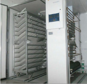 New Style Incubation Equipment in Poultry House with Prefab House for Hatchery pictures & photos