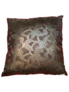 Sr-C170521-4 Filled Laser PU Decorative Cushion pictures & photos