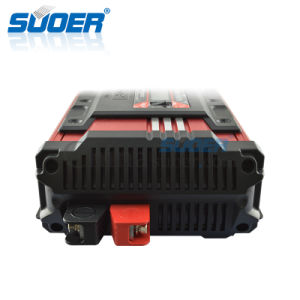 Suoer 24V 220V 1kw True Pure Sine Wave Inverter (FPC-D1000B) pictures & photos