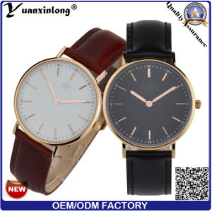 Yxl-573 2016 Newest China Cehap Design Mens Watch Quartz Wrist Watch pictures & photos