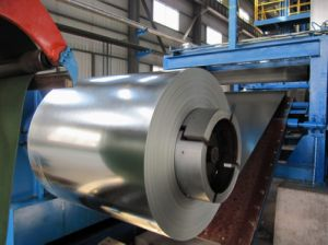 Hot Dipped Galvanized Steel Coil for Corrugated Roofing Sheet pictures & photos