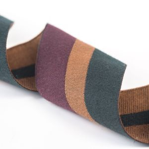 The Colorful Strips Mercerized Cotton Woven for Garments pictures & photos