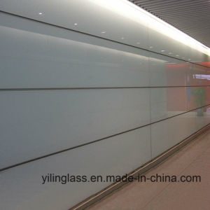Large Size Silk-Screen Printed Cladding Glass pictures & photos