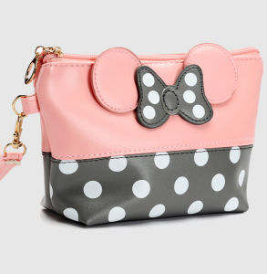 China Supplier Mouse Shape Makeup Bag Useful Funny Cosmetic Bag pictures & photos
