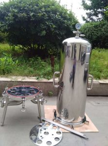 Stainless Steel Cartridge Filter Housing pictures & photos