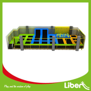 Popular Indoor Trampoline Park Playground Equipment for Children and Adults pictures & photos