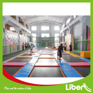 China Customised Indoor Trampoline Park Builder pictures & photos