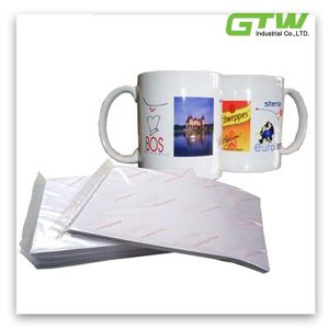 Superior 100GSM A4 Sublimation Transfer Paper for Mugs/Plates Printing pictures & photos