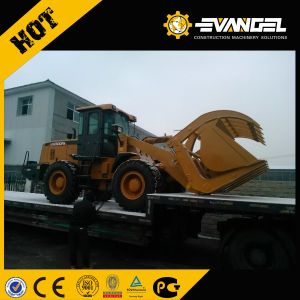China Supplier Lw300fn 3 Ton Xcm Mini Wheel Loader for Sale pictures & photos