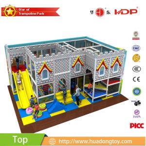 Indoor Playground Fence Indoor Playground Games Children Indoor Playground Big Slides for Sale pictures & photos