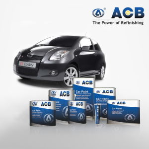 Car Refinishing Products pictures & photos
