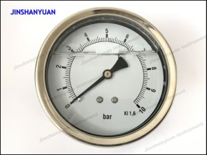 Og-018 Hydraulic Pressure Gauge/Axial Mount Pressure Gauge pictures & photos
