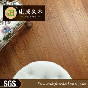 Embossmen Style Engineered Wood Oak Wood Parquet/Laminate Flooring pictures & photos