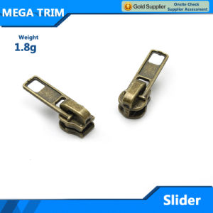 Anti Brass Auto Lock Slider for Cloth pictures & photos