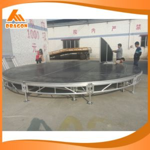 Circle Stage, Aluminm Stage for Performence pictures & photos