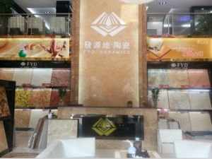 Good Quality Building Material Polycrystal Line Tile (FJ6005) pictures & photos