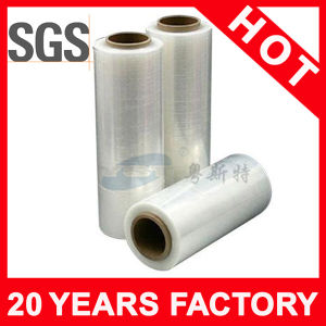 20 Micron Transparent Hand Shrink Wrap Film Roll pictures & photos