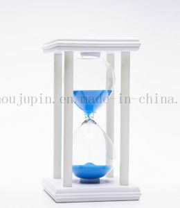 OEM Creative Decorative Wooden Hourglass for Promotion Souvenir pictures & photos