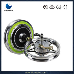 Electric Bike Brushless Motorcycle Bicycle Hub Motor pictures & photos