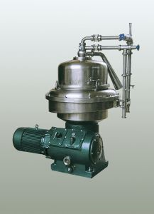 Cssc Luzhou Vegetable Oil Disc Separator