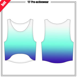 Wholesale Women Breathable Fitness Gym Tank Top pictures & photos