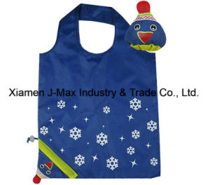 Clown Style Reusable Promotional Foldable Shopping Bag pictures & photos