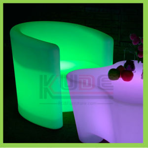 LED Glowing Bar Furniture Party Furniture Coffee Table Furniture pictures & photos