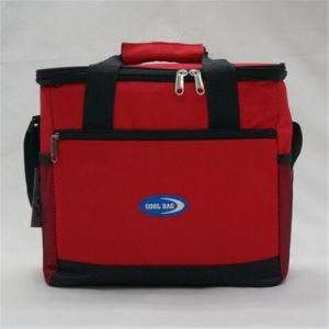 Portable Diagonal Portable Cool Pack Ice Thermal Insulation Bag Lunch Bag (GB#062A) pictures & photos