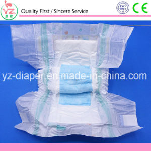 Somy M12 Soft Disposable 100% Cotton Baby Diaper for Africa pictures & photos