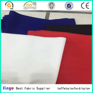 Anti-UV High Density 300d Woven Fabric with PU Backing pictures & photos