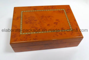 Custom Luxury Wood Jewelry Collection Storage Case pictures & photos