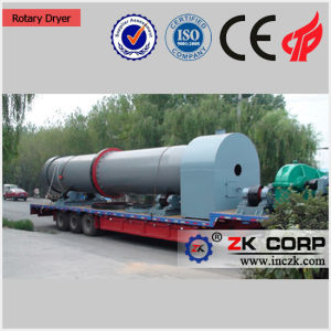 Energy Saving Silica Sand Rotary Dryer pictures & photos