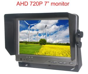 7inch Split Quad Rear View Camera Backup Car Monitor pictures & photos
