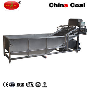 Commercial Bubble Vegetable Leaf Washer pictures & photos