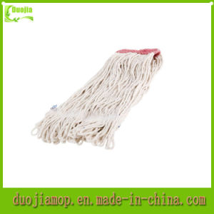 Cleaner Mop Head Looped End Natural Cotton Mop pictures & photos