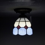 Tiffany Ceiling Lamp (6S9-1BC1)