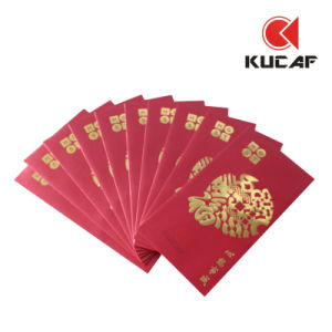Welcome Custom Rectangle Chinese New Year Red Envelope pictures & photos