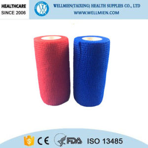 Colorful Bandage with Good Quality for Medical Use pictures & photos