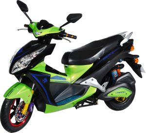2017 72V 30ah Li-Lion Battery Electric Mtorcycle with 2500W Motor pictures & photos