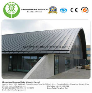 Color Coated (Prepainted) Aluminum for Roofing and Wall Material pictures & photos
