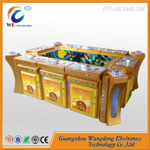 Shooting Fish Gambling Arcade Fishing Game Machine with Bill Acceptor pictures & photos