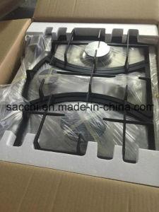 Sabaf Five Burner Stainless Steel Gas Hob pictures & photos