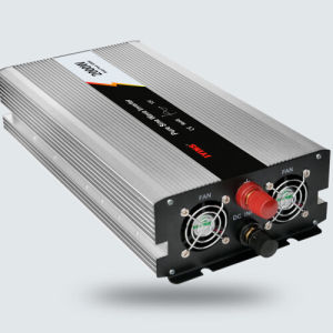 2kw/2000W 12V/24V/48V DC to AC 100V/110V/120V Solar Power Inverter pictures & photos