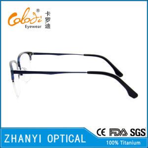 Latest Design Beta Titanium Eyeglass Eyewear Optical Glasses Frame (8325) pictures & photos