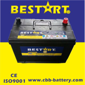 12V 80ah Sealed Maintenance Free Automotive Battery 95D31r-Mf pictures & photos