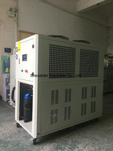18kw Air Cooled Glycol Chiller for Sulfuric Acid Cooling pictures & photos