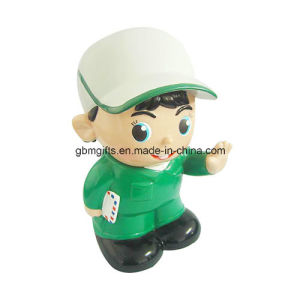 Custom 3D Plastic PVC Pet Keychain for Promotional Gifts pictures & photos
