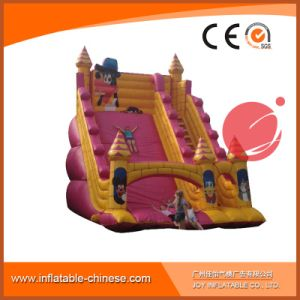 High Quality Multi Slides Outdoor Playground T4-314 pictures & photos