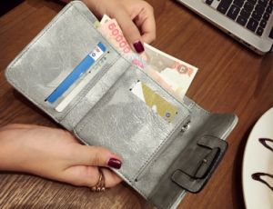 Short Paragraph Multicultural Student Wallet (BDMC150) pictures & photos